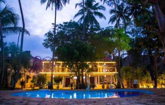 Stone Resort Kiwengwa - Zanzibar 2021