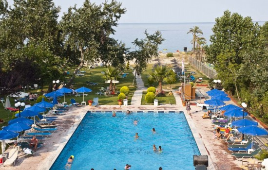Sun Beach Platamon Hotel 3* Leto 2019