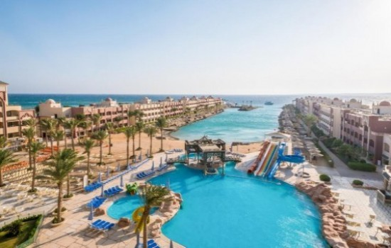 Sunny Days Resort Spa & Aqua Park 4* - Hurgada