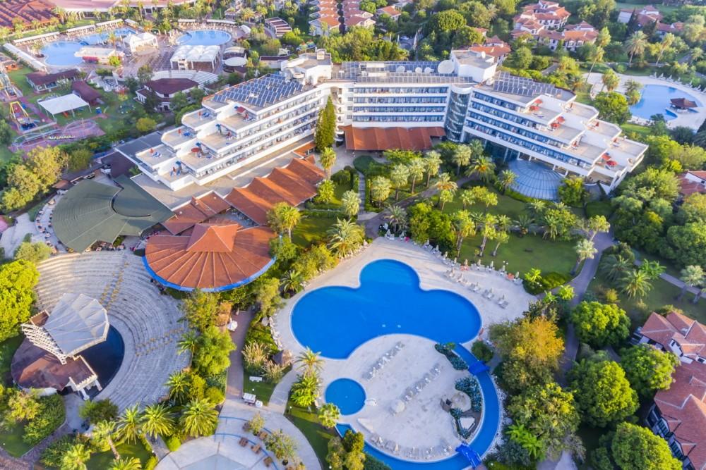 Sunrise Resort Hotel 5* Side leto
