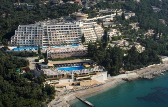 Sunshine Corfu Hotel & Spa 4* - Nissaki - Krf leto 2019