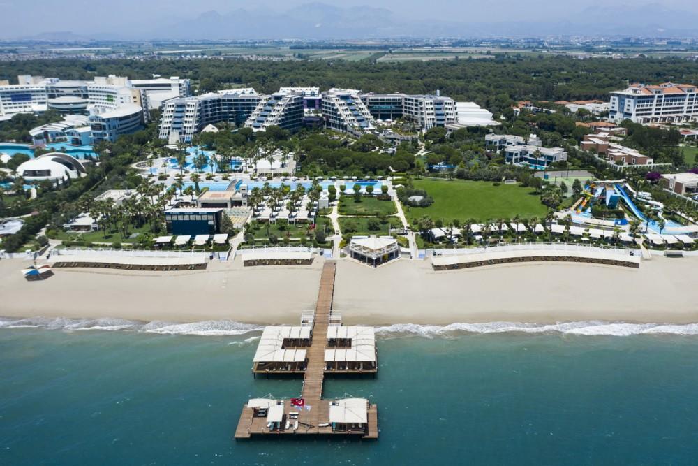 Susesi Luxury Resort 5* Belek leto