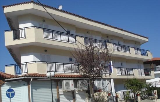 Tambos apartmani Grčka leto 2020