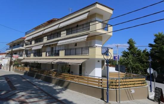 Tambos LUX apartmani Grčka leto 2019