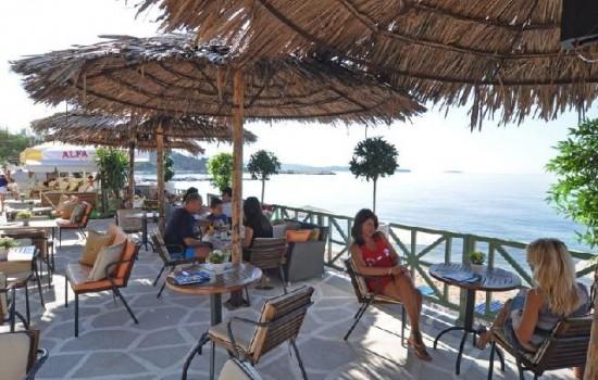 Thalassies Hotel 3* Limenaria Tasos leto 2019