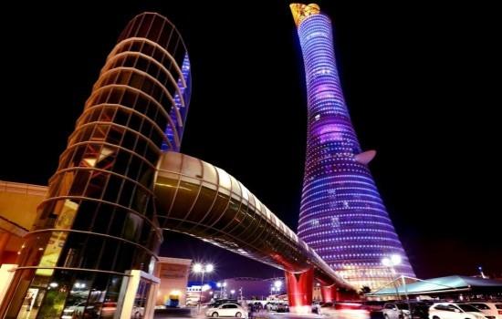 The Torch 5* - Qatar Doha leto 2019