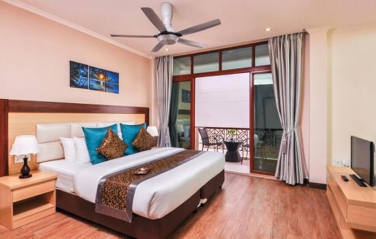 HIT! Triton Beach Hotel 3*sup - Maldivi 2021