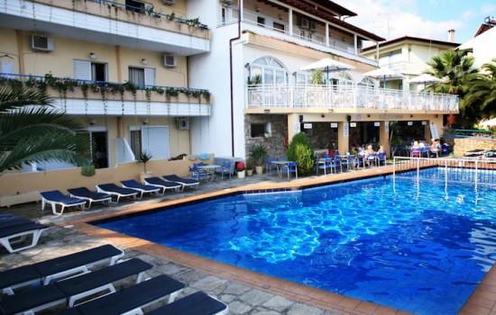 Tropical Hotel 4* Hanioti