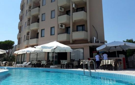 Urgenc Hotel 2* - Sarimsakli leto 2021