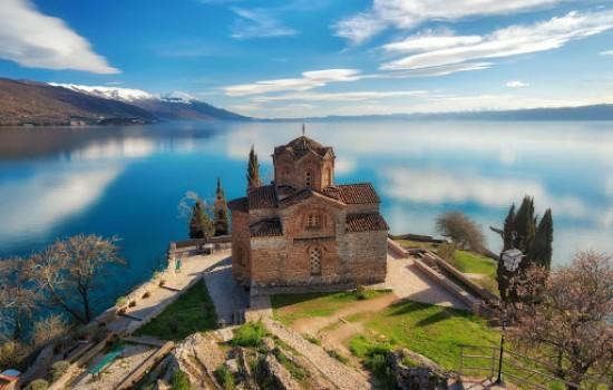 Uskrs i 1. maj - Ohrid - 5 dana, 2 noćenja