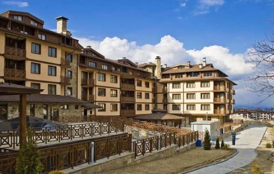 Vihren Palace and Residence 4* Bansko zima 2020
