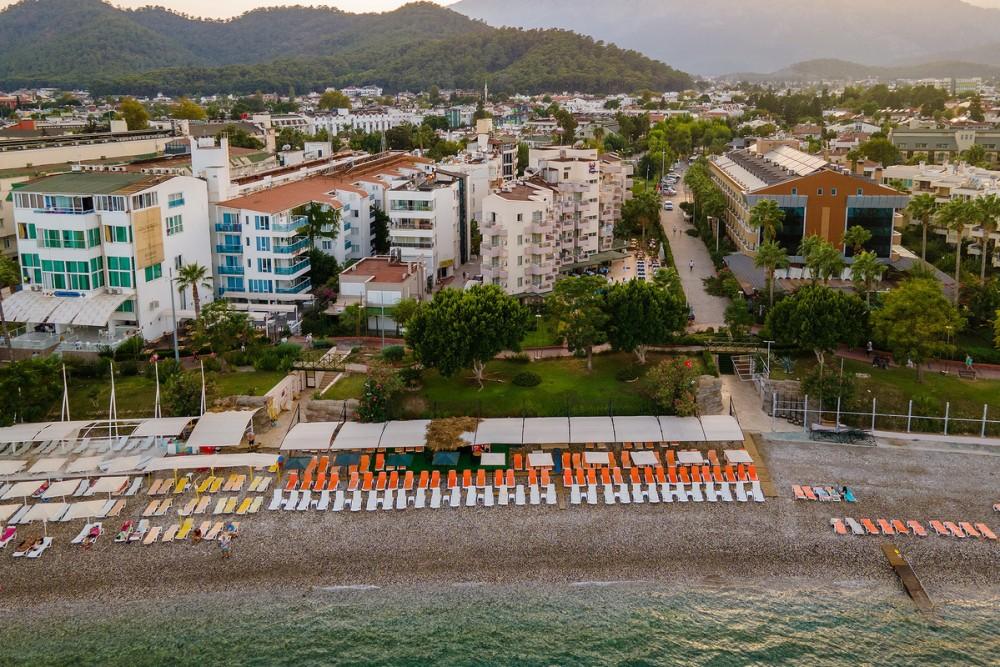 Viking Nona Beach Hotel 4* Kemer