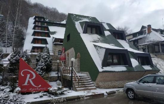 Vila Ranković - Brzeće, Kopaonik zima 2021