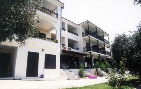 Villa Natassa 2*+ Skala Rachoni Tasos leto 2019