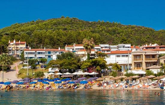 HIT! Xenios Loutra Beach Hotel 3* Agia Paraskevi leto 2020