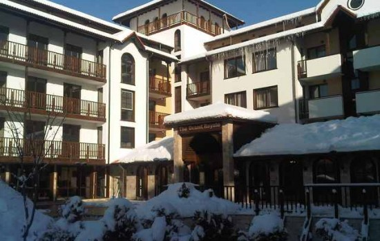 Grand Royale SPA 4* Bansko zimovanje 2021