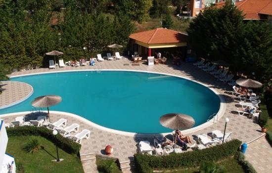 Princess Golden Beach Hotel 4 Leto 2017 Tasos Hoteli 4